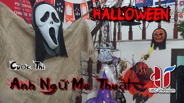 le hoi halloween tai anh ngu uec da nang 005 711x400 - Lễ Hội Halloween tại UEC