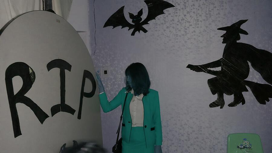 le hoi hoa trang halloween tai anh ngu uec da nang 13 - Lễ Hội Hóa Trang và Trao Giải Cuộc Thi Rùng Rợn Halloween UEC