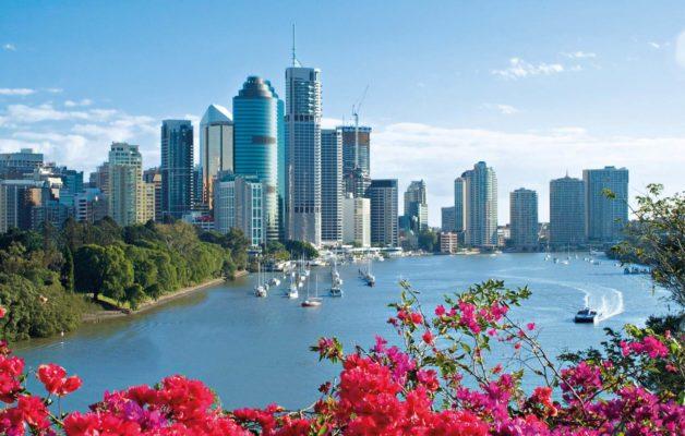 thanh pho brisbane australia 628x400 - Điểm thu hút sinh viên du học của thành phố Brisbane, Australia