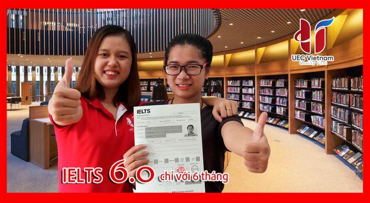 ielt60 - Top 10 trung tâm học luyện thi ielts uy tín tại Đà Nẵng - Học IELTS - Luyện thi IELTS ở tại Đà Nẵng - Anh Ngữ UEC