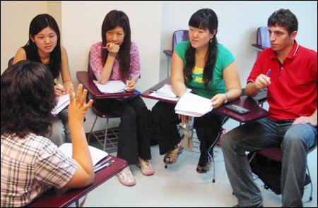 học anh văn ngắn hạn tại philippines