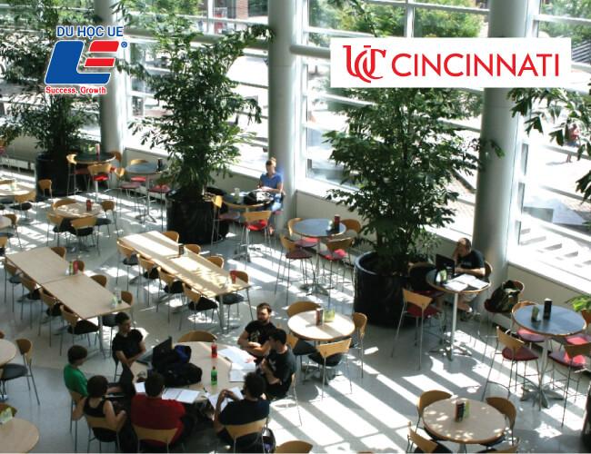 gioi thieu ve truong dai hoc cincinnati 1 - Giới thiệu về trường Đại học Cincinnati