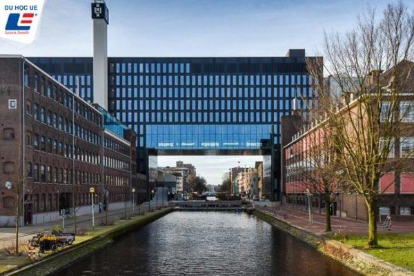 oncampus amsterdam ha lan 600x400 - Oncampus Amsterdam Hà Lan - Cơ hội chuyển tiếp lên đại học Amsterdam