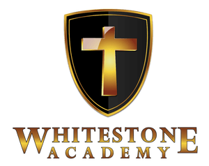 white stone academy logo