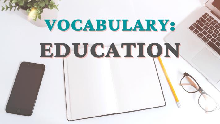 tu-vung-chu-de-education