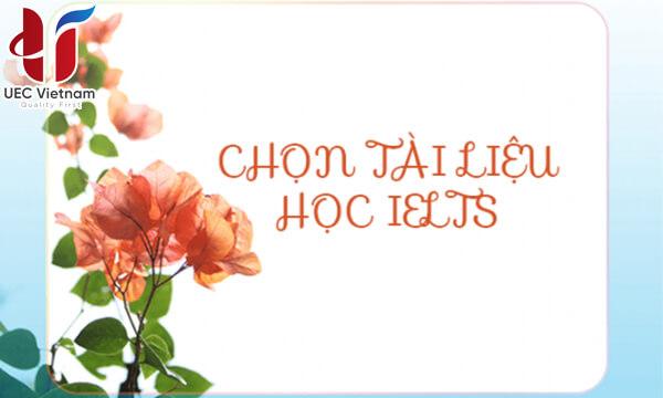 chon tai lieu hoc ielts 2 - online