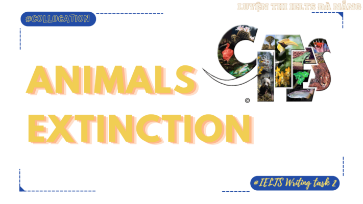idiom-chu-de-animals-extinction
