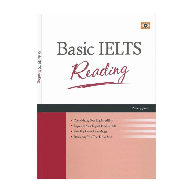 Basic IELTS Reading - tài liệu luyện IELTS Reading cho người mới bắt đầu