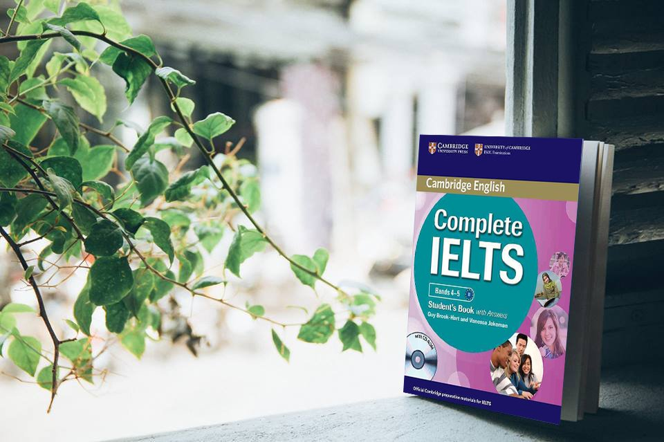 Luyện IELTS Reading với Complete IELTS Band 4 – 5