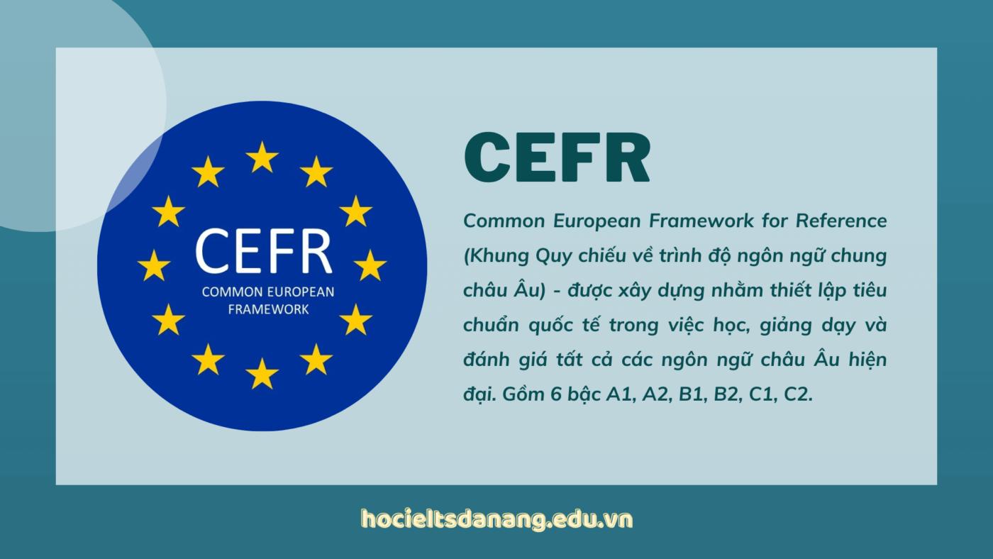 Quy đổi điểm IELTS sang khung Châu Âu (CEFR)