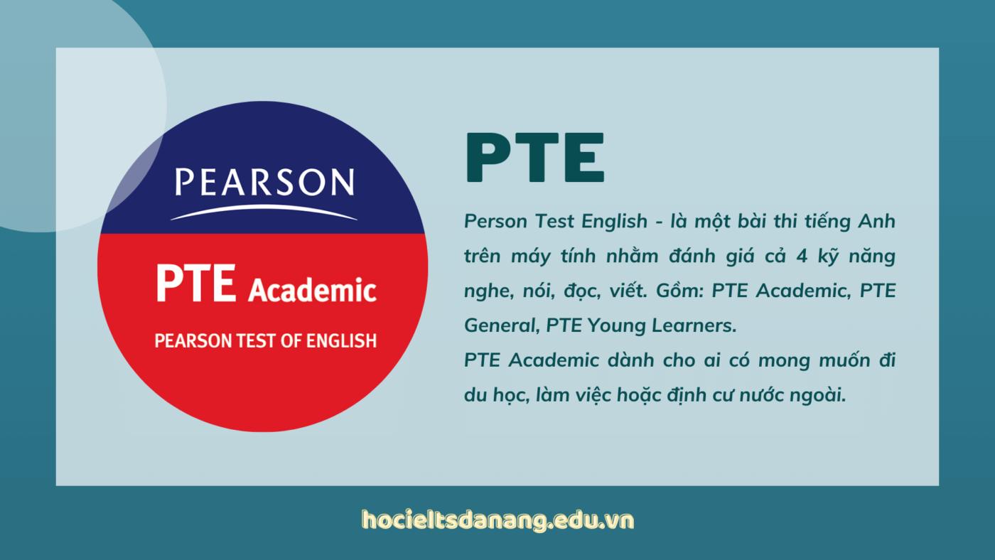 Quy đổi điểm IELTS sang PTE Academic